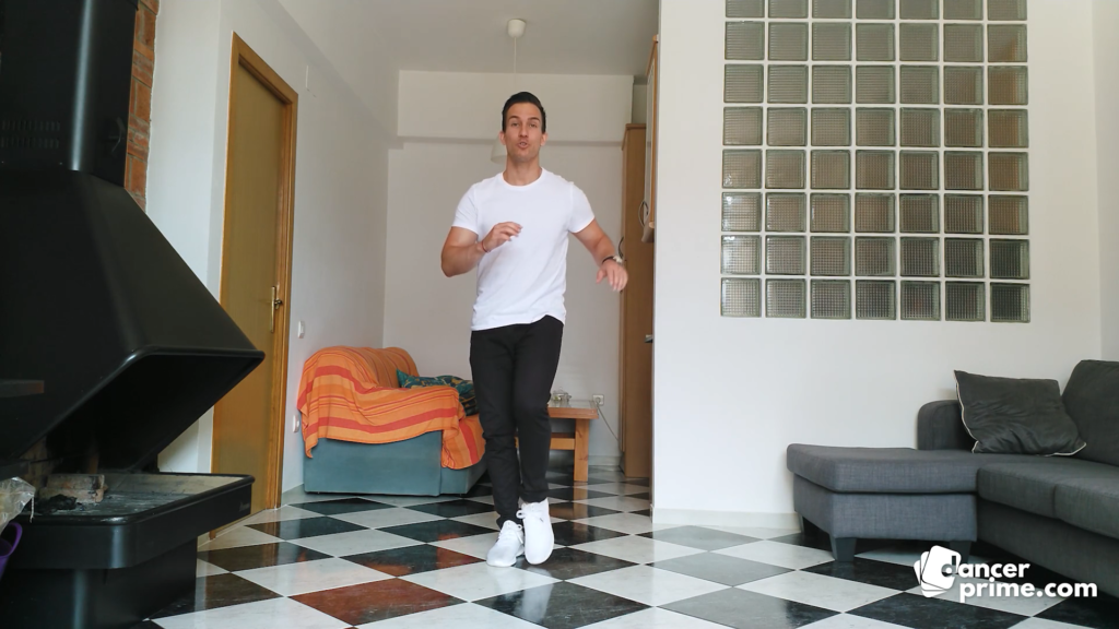 Adrián Verdú Bailar Sonrisas